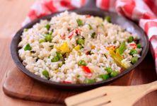 Rýže v naší stravě