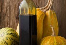 Dýňový olej  - lahodný zdroj zdraví a mládí