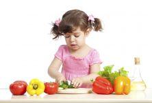 Naučte své děti jíst zdravě